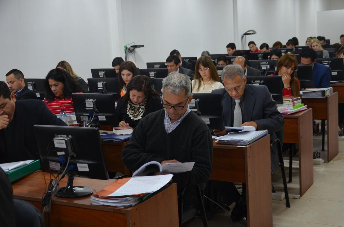 Examen Juez de Instrucción 2