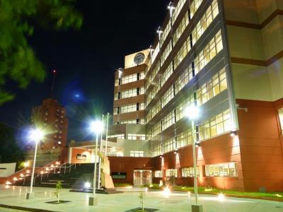 Edificio Tribunales de Formosa