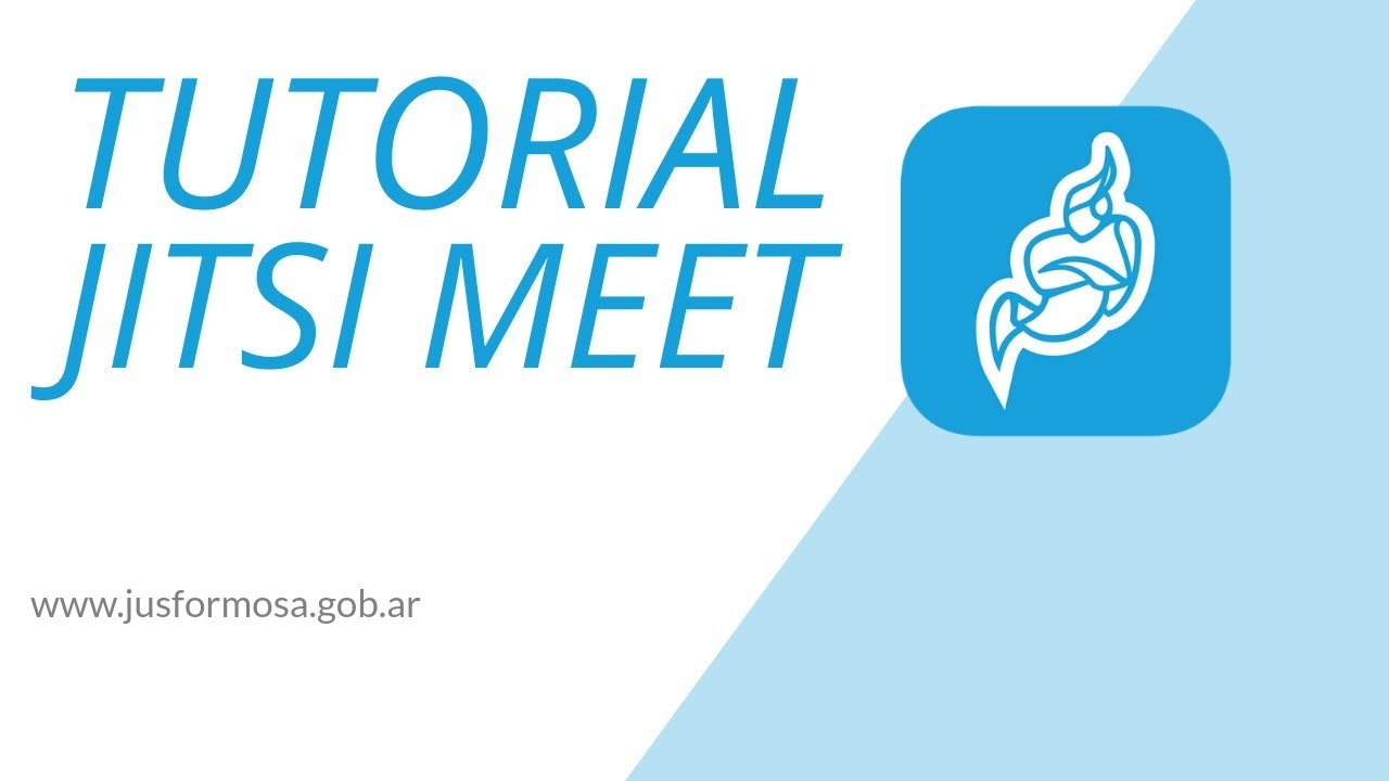 Tutorial instalación Jitsi Meet